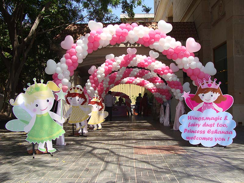 Discounted Party Supplies Princess Theme Party