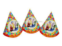 Hats - Inside Out Birthday Party Supplies