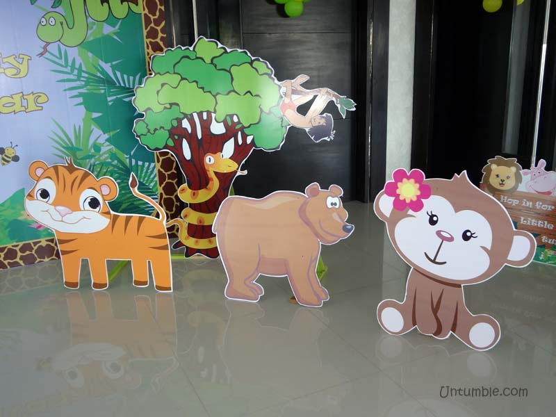 jungle theme jungle animals poster untumble com