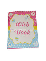 Wish book - Pink n Blue Baby Shower