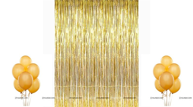 Egyptian Theme Gold Party Decoration Kit Untumble Com