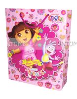 Pre Printed Gift Bags - Dora Theme Birthday Party Supplies
