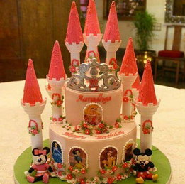 Aardhya Bachchan's 4th birthday cake Cake