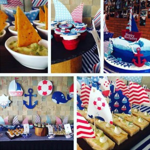 Riaan Deshmukh – Sailor theme party