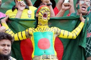 Roaring Bangladeshi Tiger