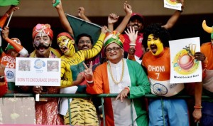 Flavors of World Cricket Fans !