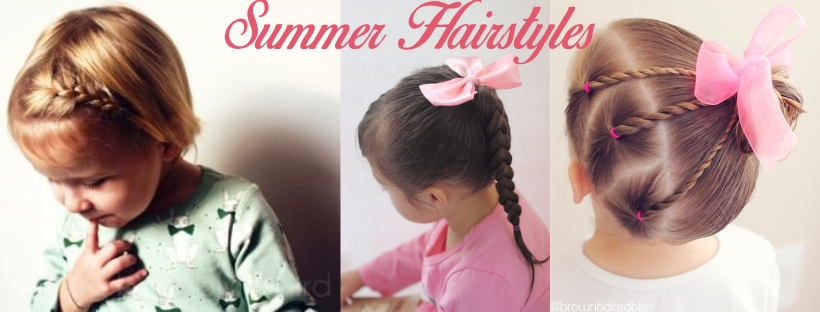 Fb Banner Kids Summer Hairstyles Untumble Party Supplies Blog