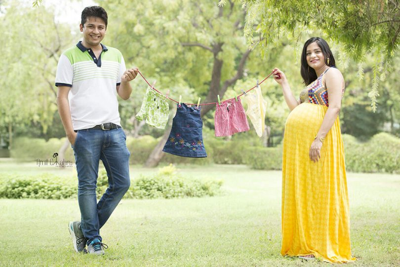 6 Amazing Maternity Photoshoot Ideas For Indian Parents