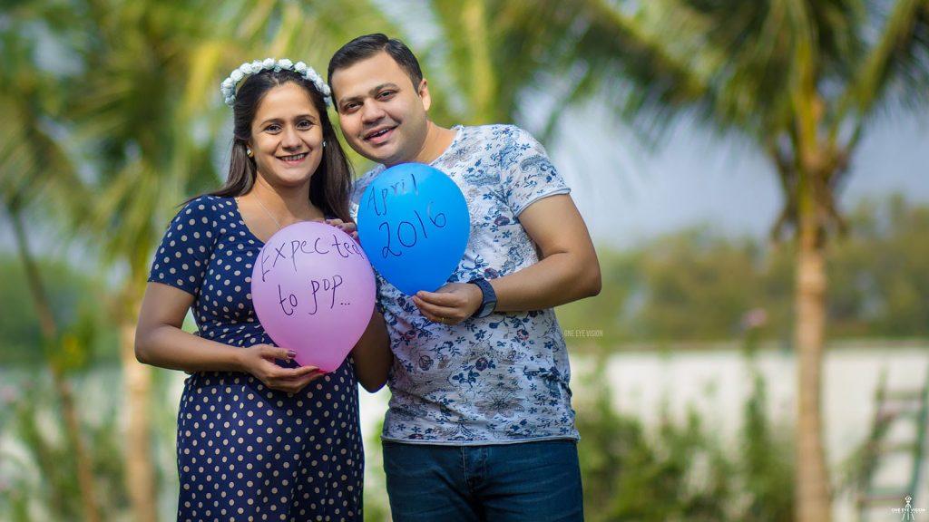 86ce7f7edb 6 Amazing Maternity Photoshoot Ideas for Indian parents
