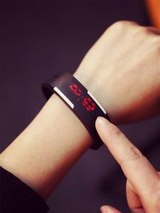LED Watch wristband