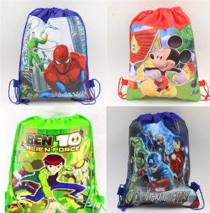 Boys school bags