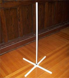 Balloon column stand