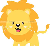 Baby Jungle theme Baby Jungle Lion
