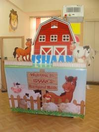 Candy counter pack - Barnyard