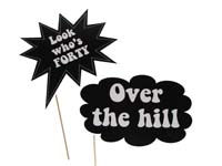 Over the hill prop - Fab at 40 !