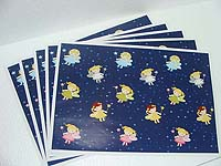 Fairy Princess theme Gift wrappers