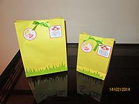 Fairy Princess theme Stickered gift bags