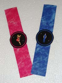 Fashionista theme Wristbands