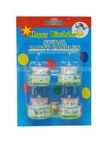 Cake candle - Party Supplies