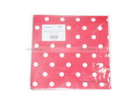 Tissue Paper - Red Polka  (Pack of 20) - Party Supplies