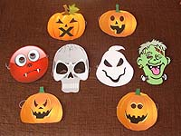 Halloween theme Hallooween Masks