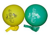 Jungle theme Printed Balloons