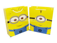 Minion / Despicable gift bags (30 nos) - Minion