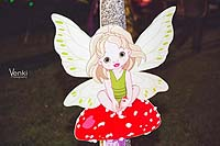 Green Fairy Princess cut out - Princess