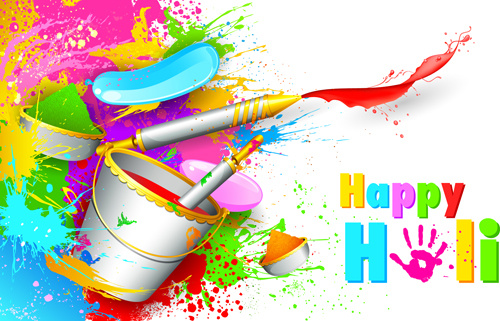 Happy Holi Greeting With Your Name In Hindi Free Personalised Greetings