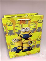 Minion theme MINION 2 PAPER BAG SMALL