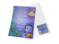 Birthday Invite with Envelope