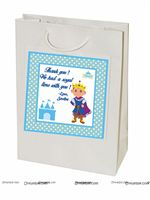 Little Prince theme Stickered gift bags