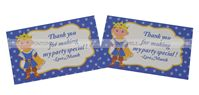 Thank you cards - Little Prince
