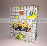 Minion theme Minion Printed Gift Bags (Pack of 10)
