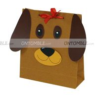 Puppy Pawty Return Gift bag - Puppy/Dog party