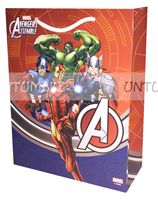 Avengers Printed Gift Bags (Pack of 10) - Superhero