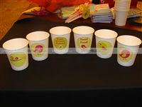 Tweety theme Cups