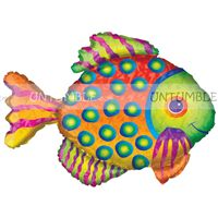 Underwater theme Fish Foil Balloon