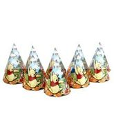 Winnie the Pooh Party Hats - Winnie Pooh