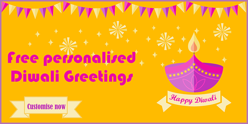 Free diwali greetings personalised with your nameimage m4hsunfo